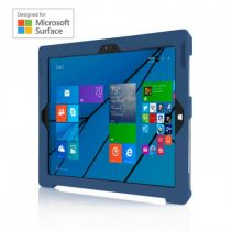 Comprar Accesorios Microsoft Surface/PRO/GO - Funda Microsoft Surface Pro 3 azul Incipio Feather Advance MRSF-071-BL