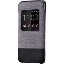 Comprar Accesorios Blackberry DTEK50 - Funda BlackBerry DTEK50 Smart Pocket (Gray/Black) ACC-63006-001 ACC-63006-001