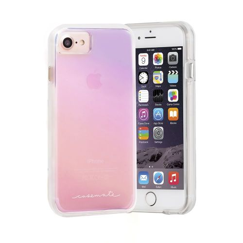 Case-Mate Naked Tough Étui iPhone 7/6s/6 | Iridescent CM034674X