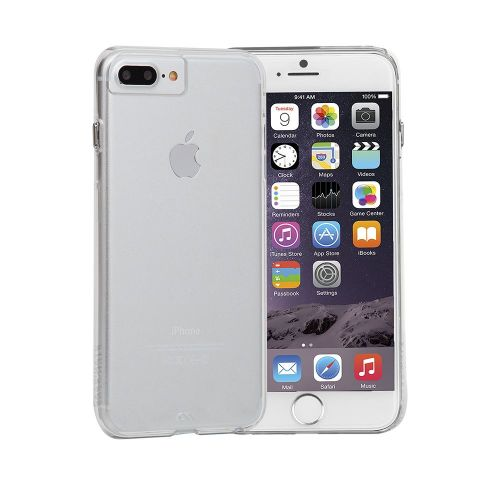Case-Mate Barely There Étui iPhone 7/6s/6 Plus | Clear CM034812X
