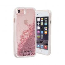 Comprar Accesorios iPhone 7 - Case-Mate Waterfall Funda iPhone 7/6s/6 | Rose Gold CM034682X CM034682X