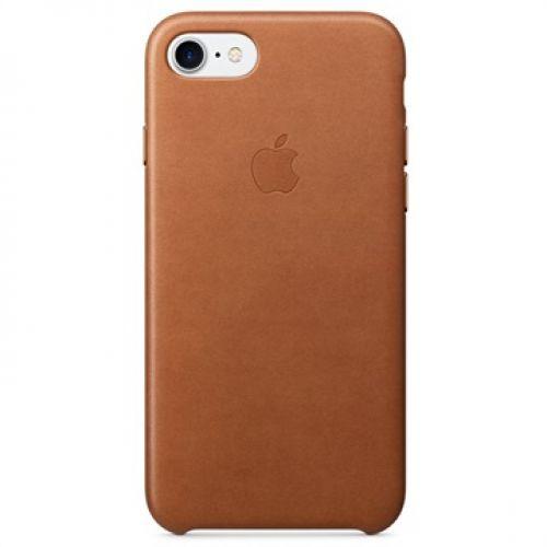 Étui Apple iPhone7 Cuir (saddle brown) MMY22ZM/A