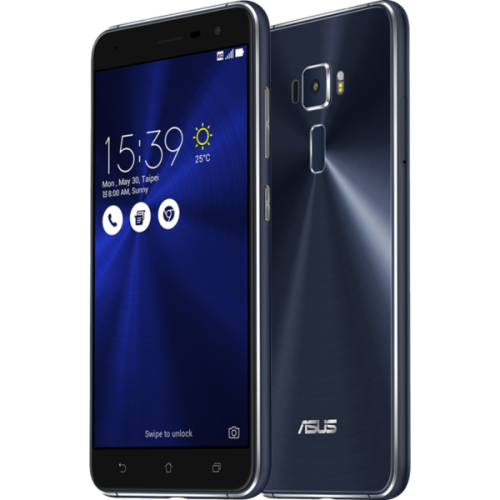 Móvil Asus Zenfone 3 Dual Sim 32GB LTE 4G Negro