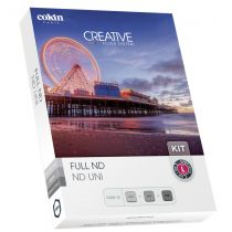 achat Filtre Cokin - Filtro Cokin Filter Full ND Kit U300-01 WWZZU300-01