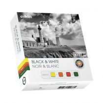 achat Filtre Cokin - Filtro Cokin H400-03 Black & Blanc Kit + 4 Filters WP-H400-03