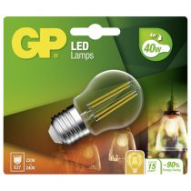 Comprar Lamparas LED - GP Lighting Filament Mini Globe 4W (40W)  470 lm 078159-LDCE1