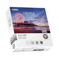 achat Filtre Cokin - Filtro Cokin H300-01 Full ND Kit + 3 Filters WP-H300-01