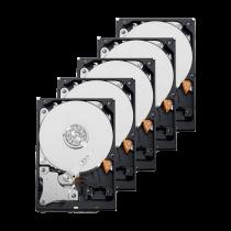 Comprar Accesorios CCTV - Western Digital Pack de 10 discos rígidos Modelo WD30PURX Sem instalaç 10XHD3TB