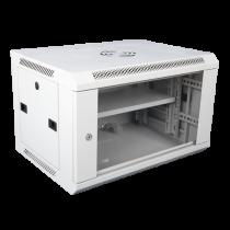 Comprar Accesorios CCTV - Armário Rack de 19´´ 6U Instalação en paredes Capacidade de carga 60 K RACK-6U