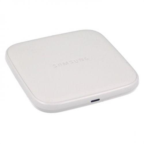 Mini Cargador Inalambrico Samsung EP-PA510B Blanco