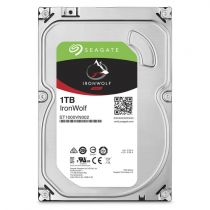 achat Disque dur interne - Seagate HDD 1TB IronWolf 3.5´´ Sata 6Gb/s