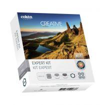 achat Filtre Cokin - Filtro Cokin H3H3-21 Expert Kit + Filter Holder WP-H3H3-21