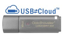 Comprar Memoria USB - Kingston Pen Drive 8GB DataTraveler Locker+ G3 w/Automatic Data Securi DTLPG3/8GB
