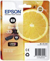 Comprar Cartucho de tinta Epson - EPSON Cartucho Tinta PHOTO Negro 33XL CLARIA PREMIU C13T33614022