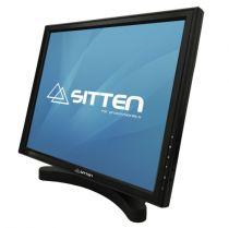 """Comprar Pantalla POS - Sitten TM1701F - Pantalla TFT 17"""" Touch, USB. Base metálica de  POS2147"""