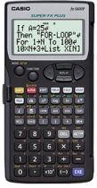 Comprar Calculadoras - Calculadora Casio FX 5800 P