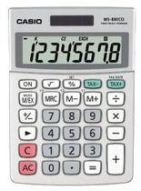 achat Calculatrices - Calculatrice Casio MS-88 ECO MS-88ECO