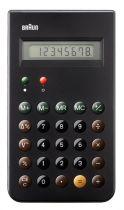 achat Calculatrices - Calculatrice Braun BNE 001 BK Calculator 66030
