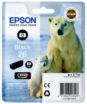 buy Epson Ink Cartridge - EPSON Ink Cartrigde FOTO Black26 CLARIA PREMIUM