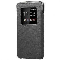 Comprar Accesorios Blackberry DTEK60 - Funda BlackBerry Smart Pocket DTEK60 Negro ACC-63068-001