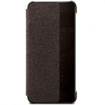 achat Accéssoires Huawei P10 / P10 Plus - Étui Huawei P10 View Flip Cover Dark Grey  51991886