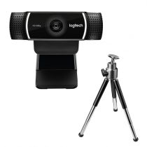 Comprar Webcam - LOGITECH WEBCAM C922 PRO STREAM - NOVO 960-001088
