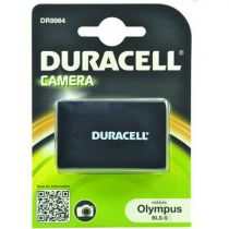 buy Battery for Olympus - Battery Duracell Li-Ion Battery 1050 mAh for BLS-5