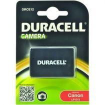 Comprar Bateria para Canon - Bateria Duracell Li-Ion Bateria 750 mAh para Canon LP-E12 DRCE12