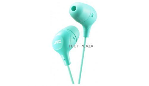 Cascos JVC HA-FX38-G-E verde