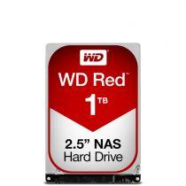 Comprar Discos Duros Internos  - Disco duro Western Digital WD RED HDD 1TB 2.5´´ 16mb cache SATA 6GB/s WD10JFCX