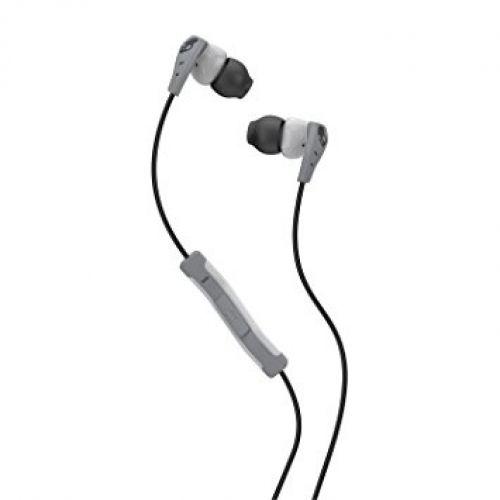 SKULLCANDY IN-EAR HEADPHONE METHOD LIGHT GRAY
