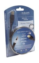 Comprar Cabos e Adaptadores - in-akustik Premium High Speed USB A / B 2.0 3,0 m