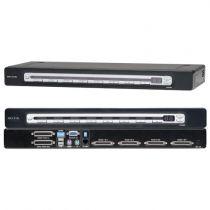 Comprar KVM - BELKIN PRO3 16-PORT KVM SWITCH PS2 & USB IN/O F1DA116Zea
