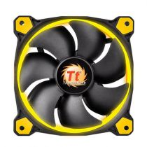 Comprar Coolers - Thermaltake Fan 120mm Riing 12 LED Yellow