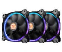Comprar Coolers - Thermaltake Fan 140mm Riing 14 LED RGB 3 Pack