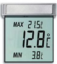 achat Thermomètres / Baromètre - TFA 30.1025 Digit Window Thermometer
