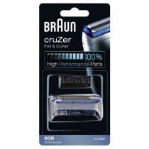 achat Accessoires Rasoir - Braun Combipack 20S 72676