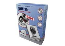 achat Accessoire Nettoyage - Nilfisk Ultra Dustbag 4+1 for Elite