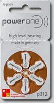 Comprar Pila - Rayovac Acoustic Special 312 Hearing Aid Batteries      6 pcs