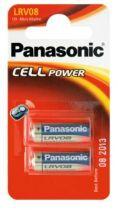 Comprar Pila - 1x2 Panasonic LRV 08 LRV08L/2BE