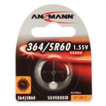 achat Pile - Ansmann 364 Argentoxid SR60