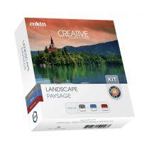 achat Filtre Cokin - Filtro Cokin H300-06 Landscape Kit + 3 Filters WP-H300-06