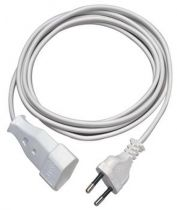 Comprar Adaptadores para Red - REV Euro Plug extension 3,0 m Blanco 128011