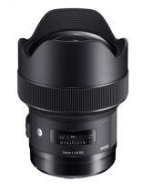 achat Objectif pour Nikon - Objetif Sigma 1,8/14 DG HSM Art     N/AF 450955