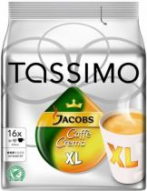 achat Dosette & Capsule Café - Tassimo Jacobs Caffe Crema XL T-Disc 4031501