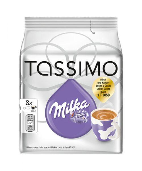 Cápsula Café Tassimo Milka T-Disc