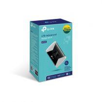 TP-LINK 400Mbps 4G LTE-Advanced Mobile Wi-Fi, internal 4G Modem, SIM c