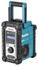 achat Radio de chantier - Radio Makita DMR 110 blue DAB+ Jobsite radio