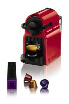achat Cafetière Nespresso - Cafetière Nespresso Krups XN 1005 Inissia Nespresso Ruby Red