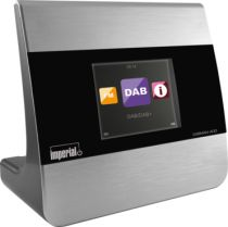 Comprar Radios para Internet - Radio para Internet Imperial DABMAN i400 plata